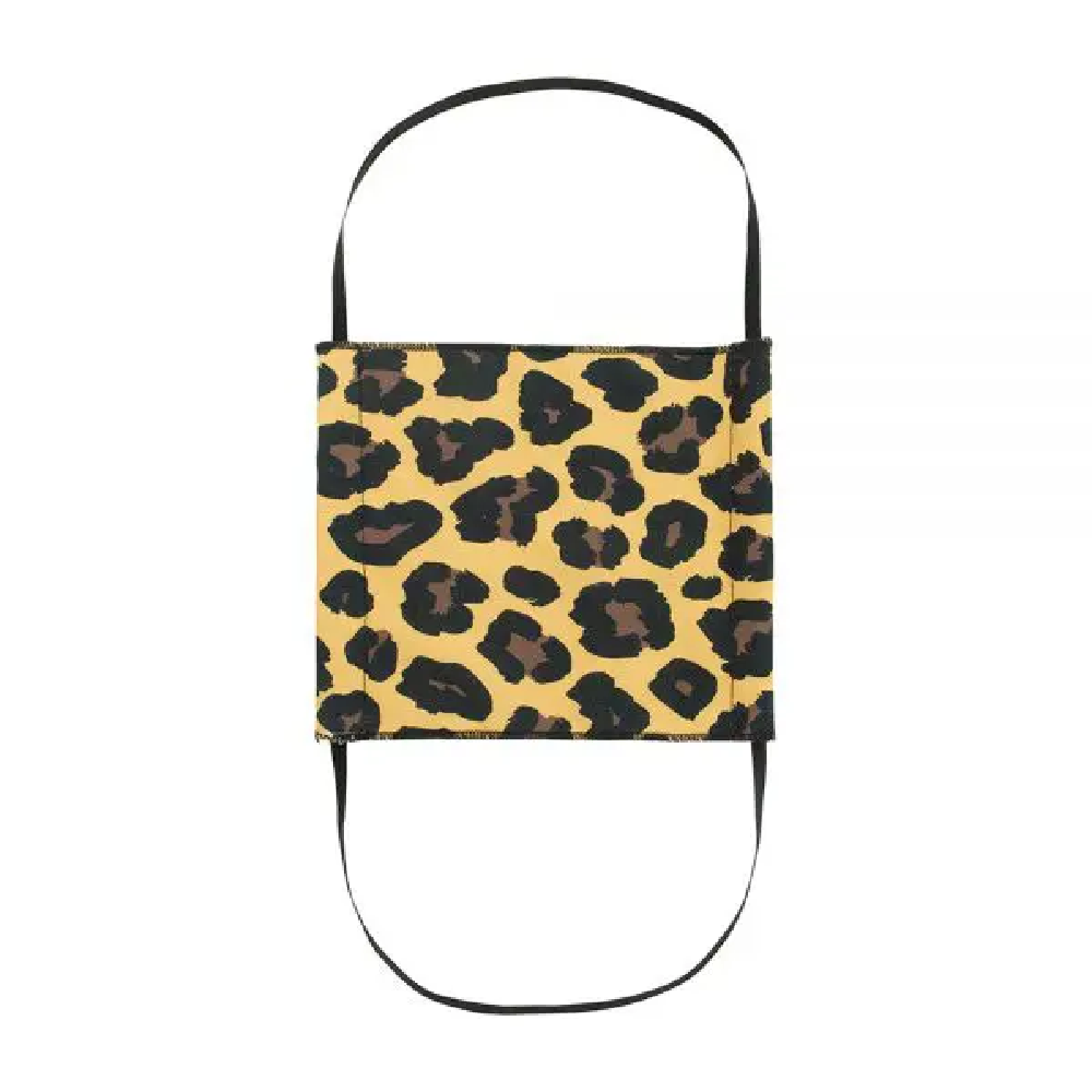 Washable Face Mask Cheetah