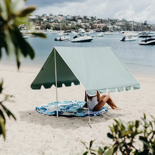 Basil Bangs Beach Tent