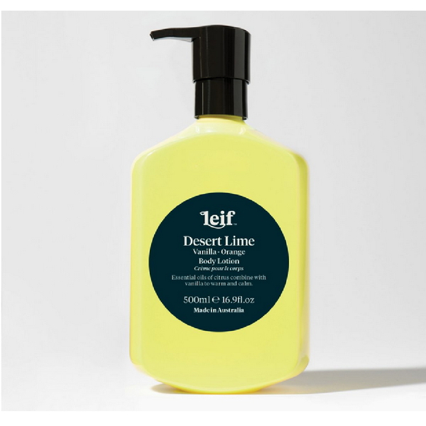 Leif Body Lotion 500mL