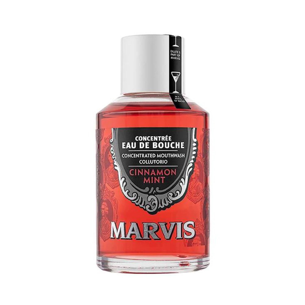 Marvis Mouthwash Cinnamon 120mL