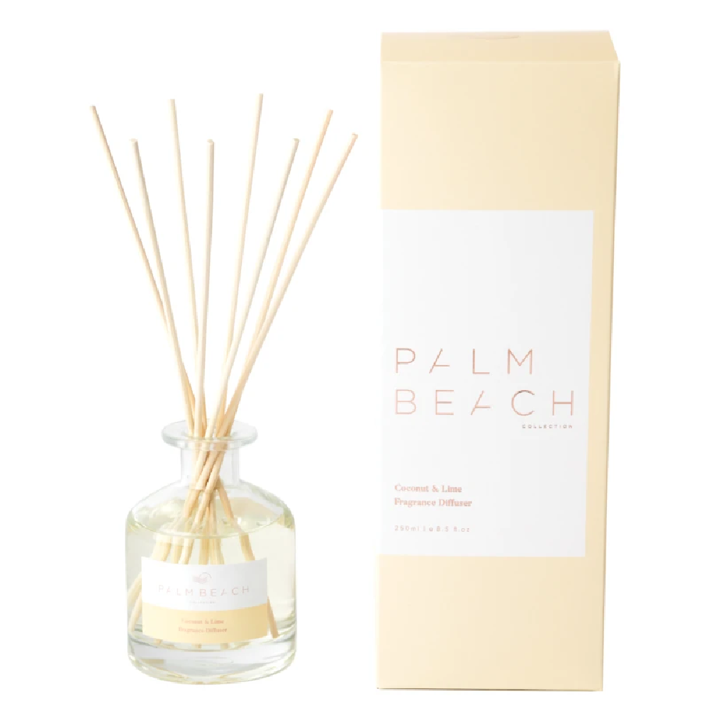Palm Beach Reed Diffuser Coconut & Lime