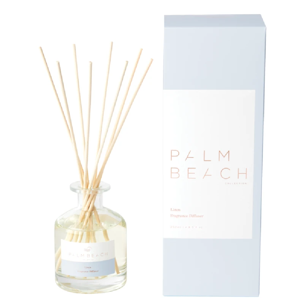 Palm Beach Reed Diffuser Linen