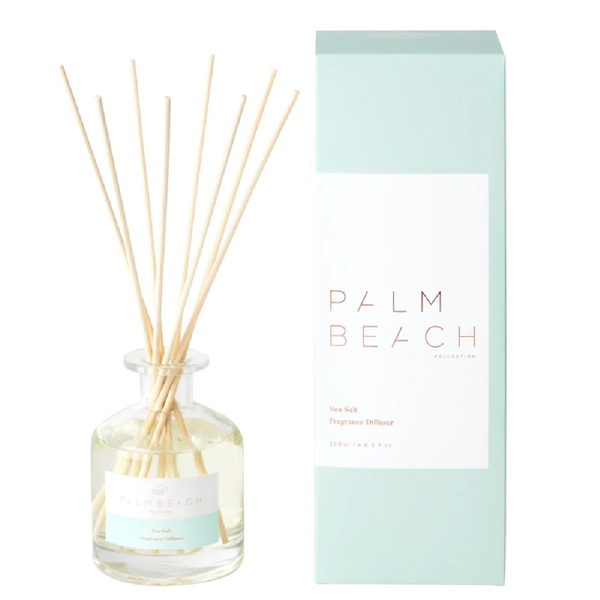 Palm Beach Reed Diffuser Sea Salt