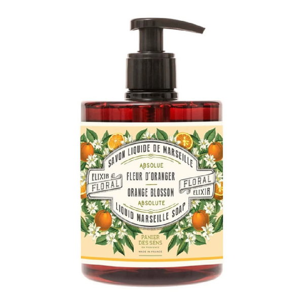 Panier des Sens Liquid Soap Orange Blossom 500mL