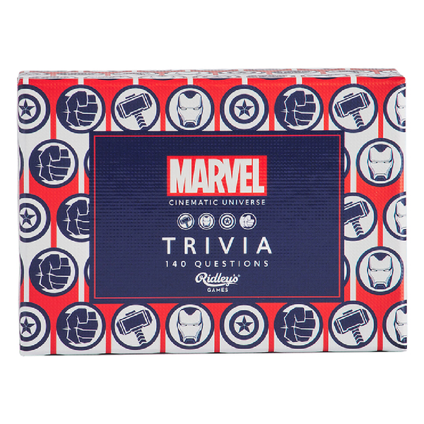 Ridley's Trivia Cards