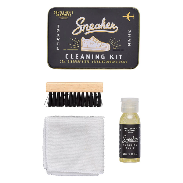 Travel Sneaker Cleaning Kit