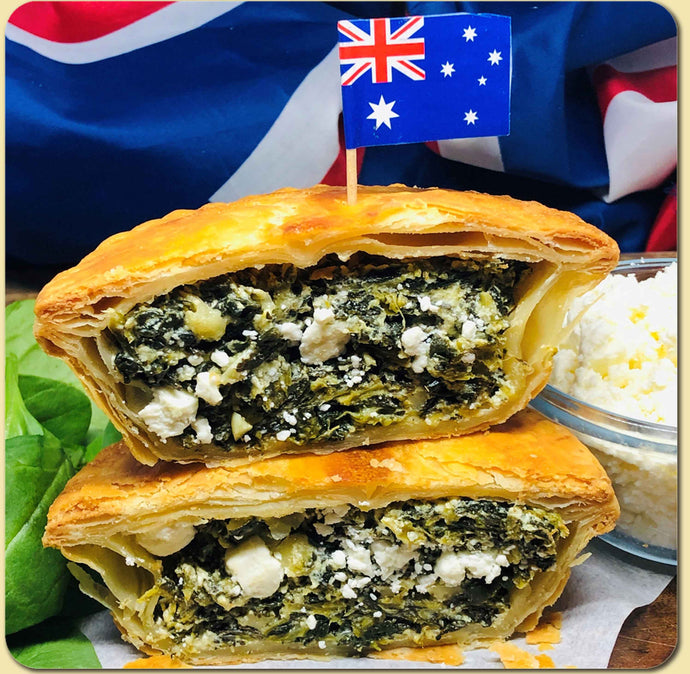 SPINACH & FETA - 4 PACK
