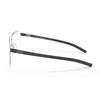 Screwless metal eyeglasses GJ110