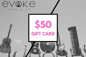Gift Card** - Evoke Candle Co