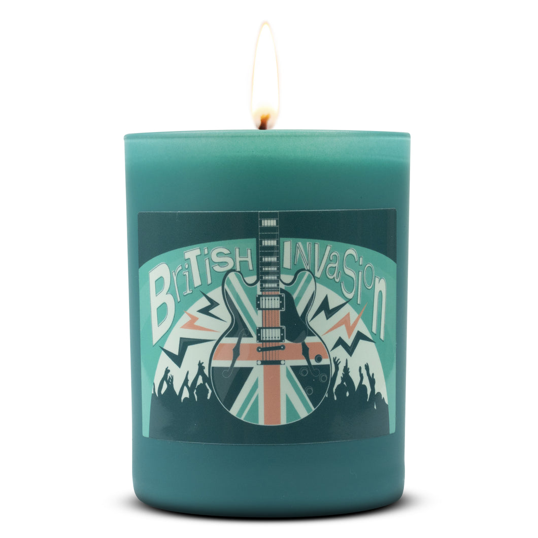 British Invasion - Evoke Candle Co