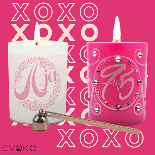 The Valentine Special - Evoke Candle Co