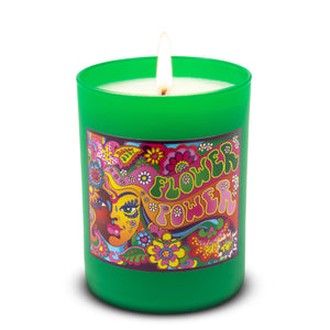 Flower Power - Evoke Candle Co
