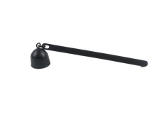 Load image into Gallery viewer, Candle Snuffer - Matte Black - Evoke Candle Co