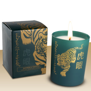 Eye Of The Tiger - Evoke Candle Co