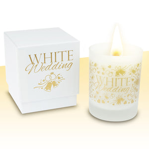 White Wedding - Evoke Candle Co