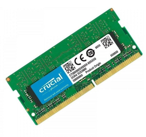 Memoria Sodimm CRUCIAL 8GB DDR4 - Para Notebook - PERU DATA