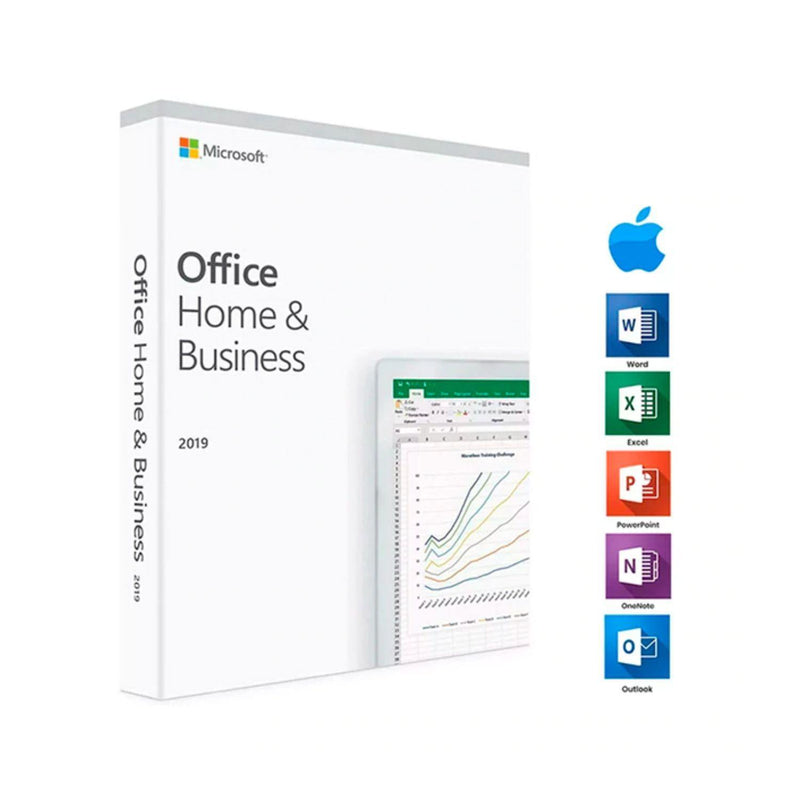 Microsoft Office Home & Business 2019 32/64 bits español - OEM - PERU DATA