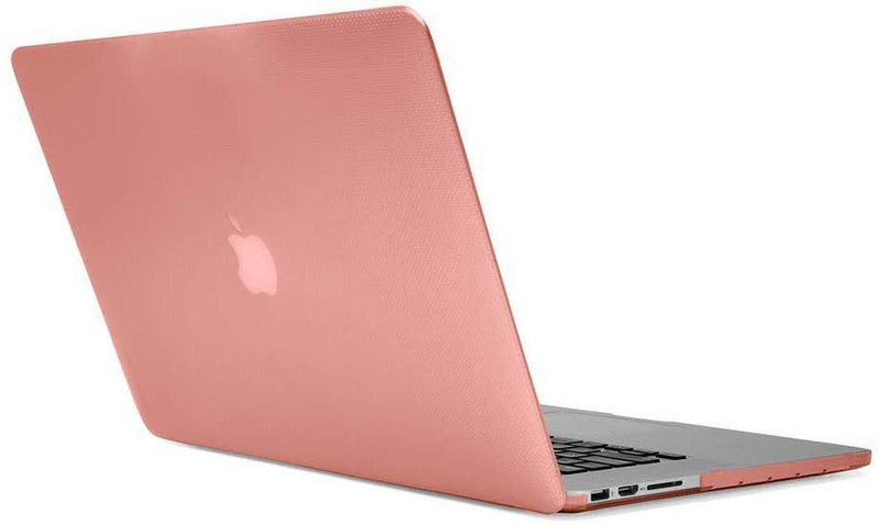 "Case Incase Hardshell - MackBook Air 13"" ROSE QUARTZ - PERU DATA"