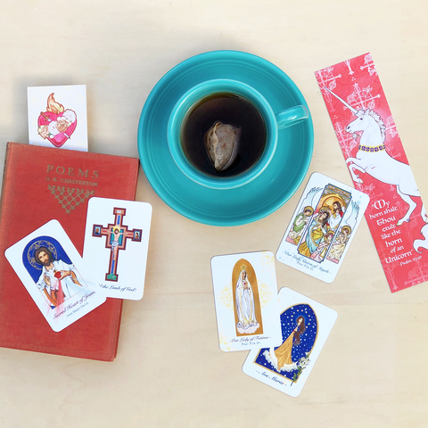Prayer Cards & More