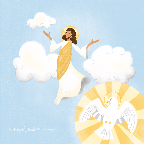 Jesus and the Holy Spirit