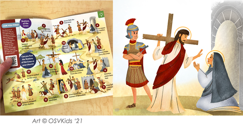 OSV Kids Stations of the cross