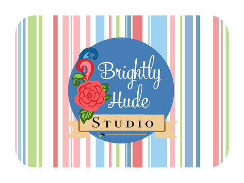 Brightly Hude Gift Card