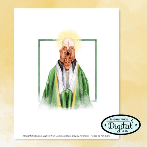 "Individual Clip Art Images- ""Ordinary Time"""