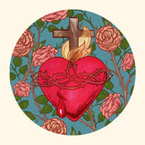 Sticker- Sacred Heart