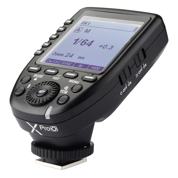 Wireless camera Flash Trigger for Olympus and Panasonic cameras