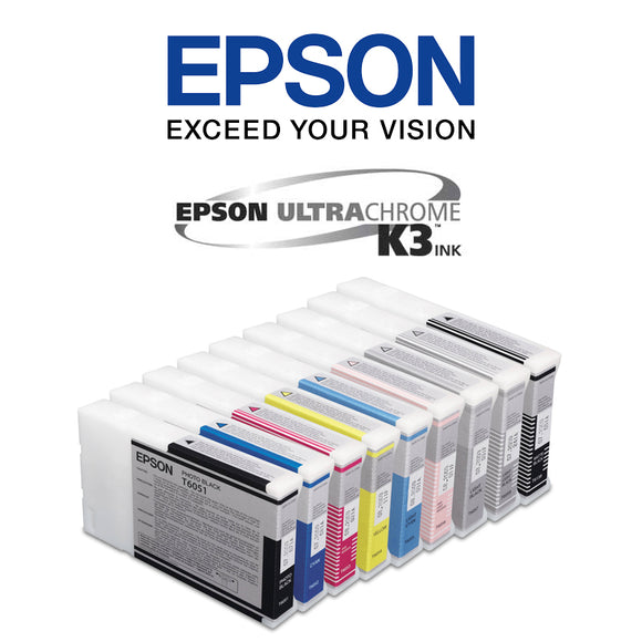 Epson 4000,7600,9600 Ink Cartridges