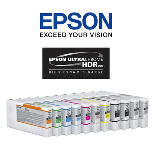 Epson 7700, 7890, 7900, 9700, 9890 & 9900 Ink Cartridges
