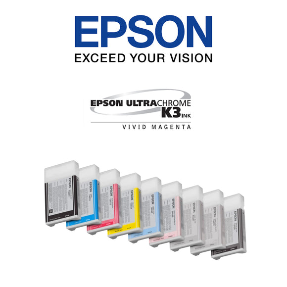 Epson 7800,7880,9800,9880 & 7400,7450,9400,9450 Ink Cartridges