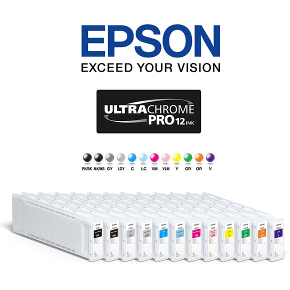 Epson P7560 & P9560 Ink Cartridges