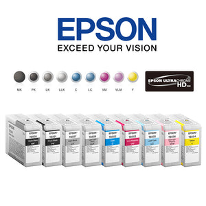 Epson P800 Ink Cartridges