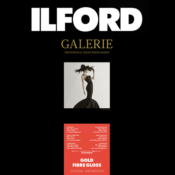 Ilford Galerie Gold Fibre Gloss 310gsm