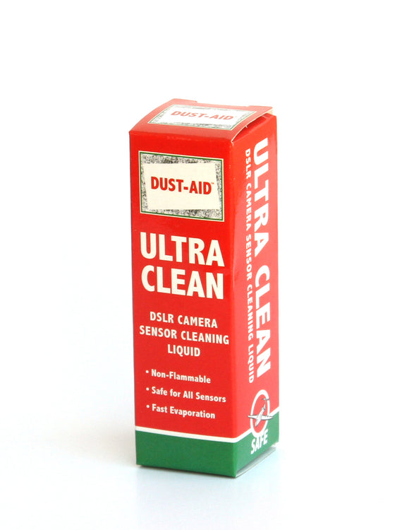 Dust Aid Ultra Clean Liquid camera sensor cleaning