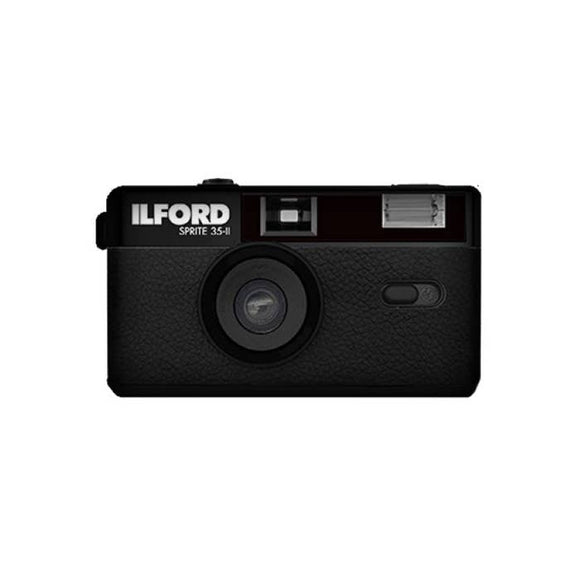 Ilford Sprite 35-II Reusable Camera - Black