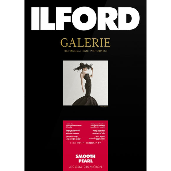 Ilford Galerie Smooth Pearl inkjet paper