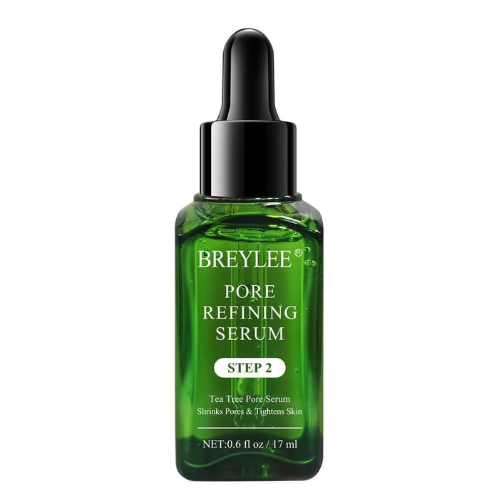 BREYLEE Pore Refining Serum To Shrink Pores, While Moisturize And Tightens Facial Skin ( 0.6 fl oz / 17ml )