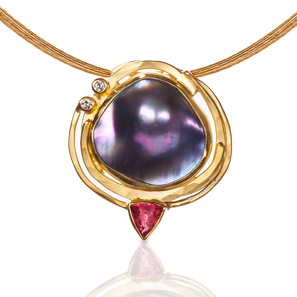 Sea of Cortez Pearl Pendant