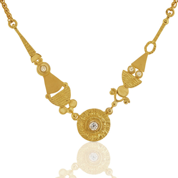 F&P Gold Necklace