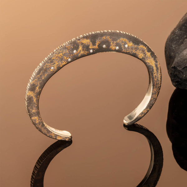 Starry Night Horseshoe Bracelet