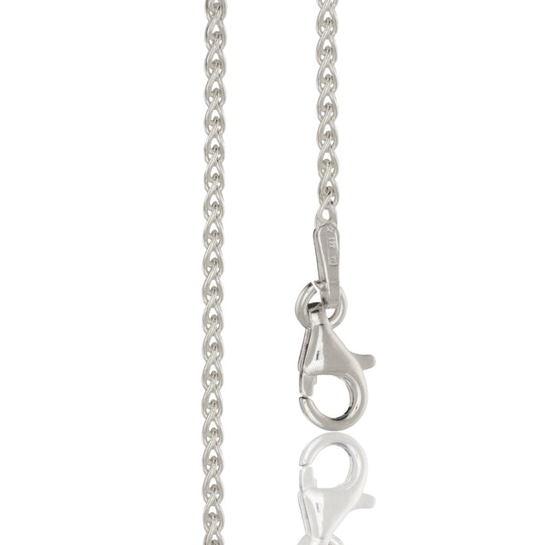 Spiga Chain in Sterling Silver