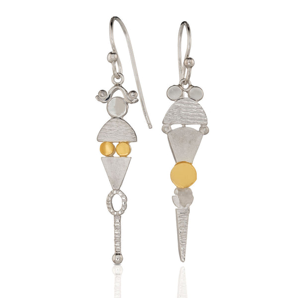 F&P Drop Earrings