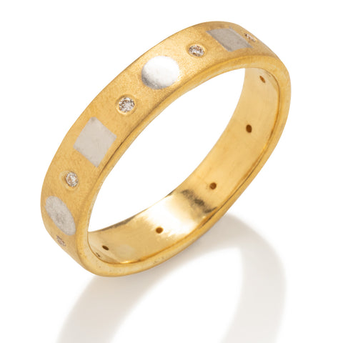Gold & Platinum Band