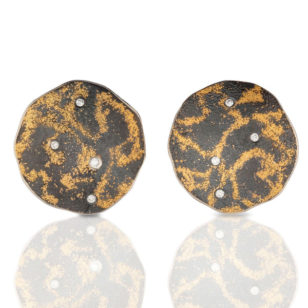 Starry Night Diamond Studs