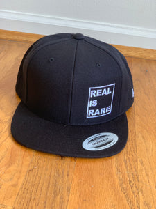 REAL Flat Bill Hat