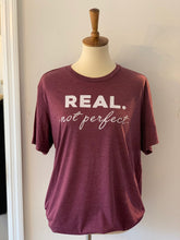 #REALnotperfect Tee