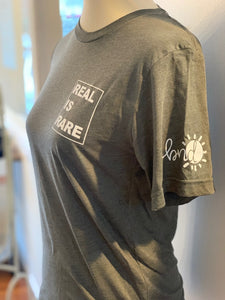 REAL IS RARE Triblend Tee