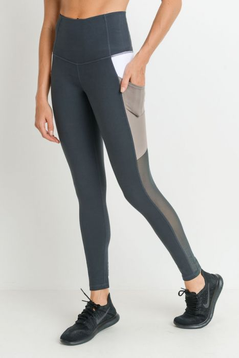 Kate Pocket Colorblock Legging